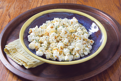 Aunt Sandy's Medical Marijuana Popcorn