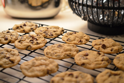 Weed in cookies recipe