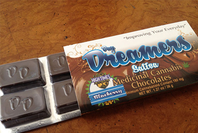Day Dreamers Medicinal Cannabis Chocolates
