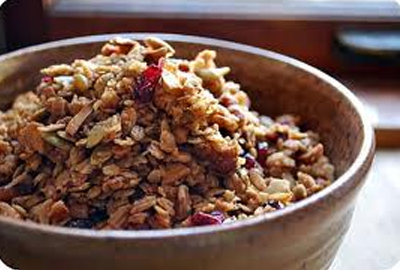 Infused Granola