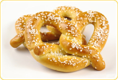 Soft Sativa Pretzels