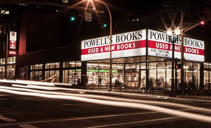 Get Lost in Powell's