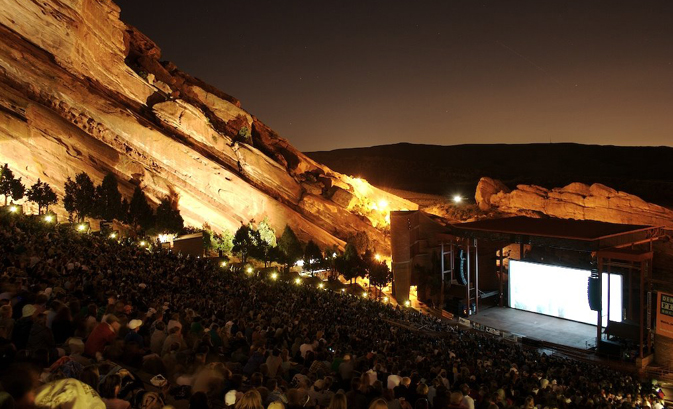 Catch a Show at Red Rocks
