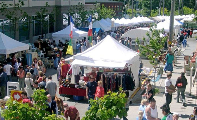 Check Out the Fremont Sunday Market