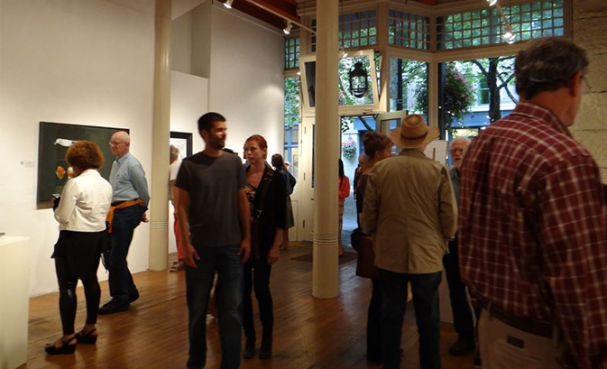 Visit First Thursday at Pioneer Square