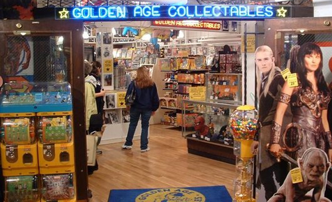 Browse Comics at Golden Age Collectables