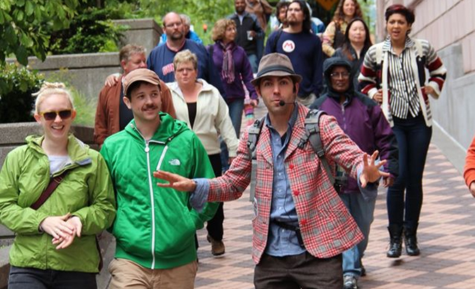 Take a Portlandia Walking Tour