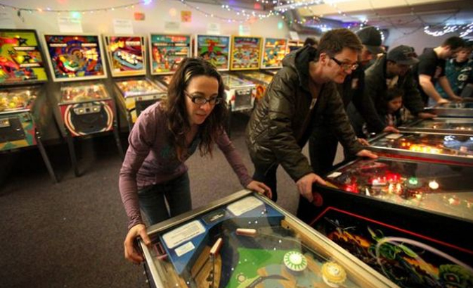 Go to the Pinball Museum