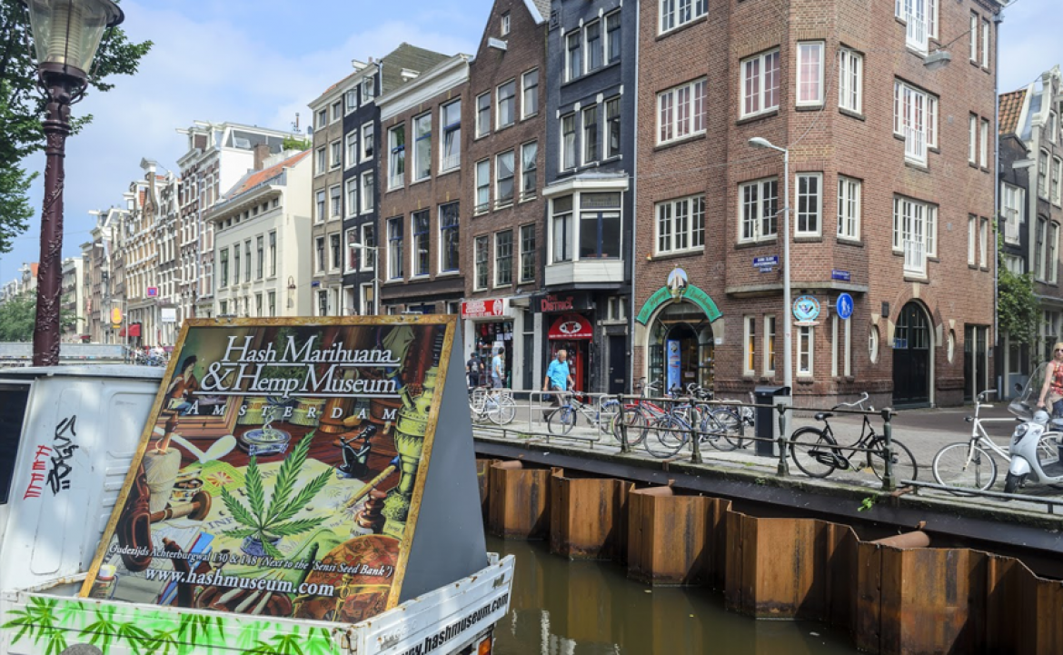 The Top 25 Marijuana Destinations in the World