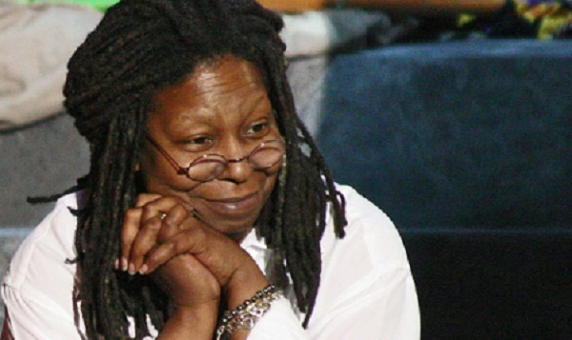 Whoopi Backs CannaMeds for Cramps