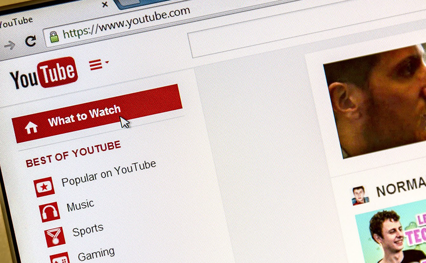 25 YouTube Videos to Watch While High