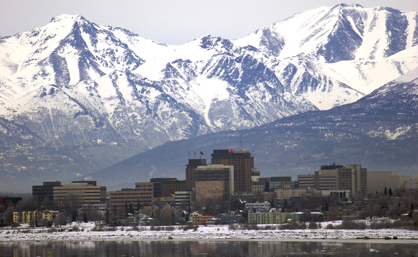 Top 10 Things to Do While High in Anchorage